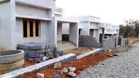 independent villas in palakkad